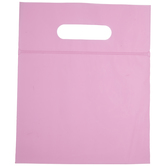 Pastel Zipper Bags With Handles
