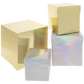 Gold & Iridescent Box Set