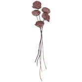 Pink Sola Rose Bundle
