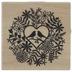Love Birds Rubber Stamp