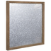 Galvanized Metal Magnet Board Wall Decor