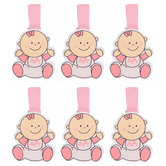 Baby Girl Decorative Clips