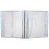 Watercolor Memories Post Bound Scrapbook Album - 8 1/2