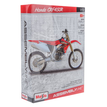 Honda CRF450R Die Cast Model Kit
