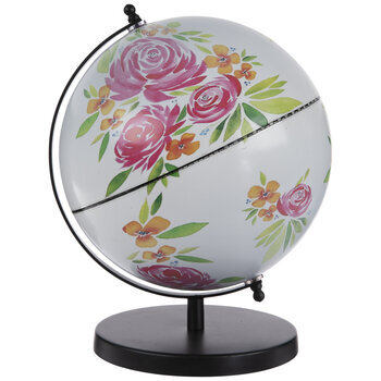 Pink Roses Globe