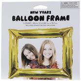 Metallic Gold Frame Balloon