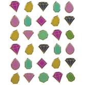 Diamond Puffy Stickers