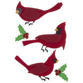 Cardinals 3D Stickers