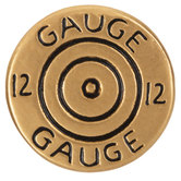 Red Shotgun Shell Knob