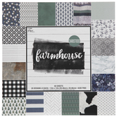 """Farmhouse Cardstock Paper Pack - 12"""" x 12"""""""