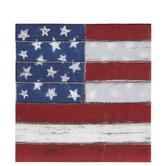 American Flag Plank Napkins
