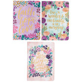 Flowers & Verses Notebook Bundle
