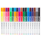 Grasp Fineliner Markers - 36 Piece Set
