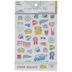 Multi-Color Icon Stickers