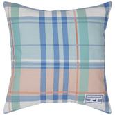 Southern Marsh Pastel Plaid Pillow