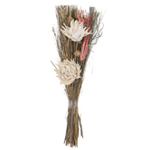 White Flower & Pink Pod Bundle