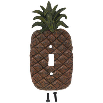 Pineapple Single Switch Plate