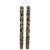 Leopard Print Joined Wick Taper Candles