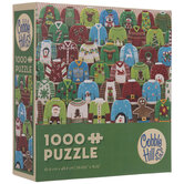 Ugly Xmas Sweaters Puzzle