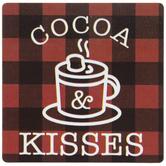 Cocoa & Kisses Magnet