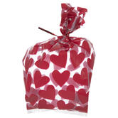 Red Heart Treat Bags