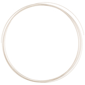 Necklace Flat Memory Wire