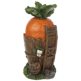Carrot Outhouse