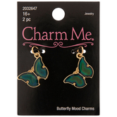 Butterfly Mood Charms