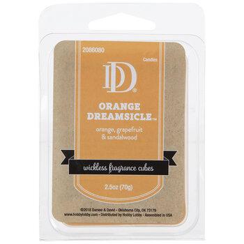 Orange Dreamsicle Fragrance Cubes