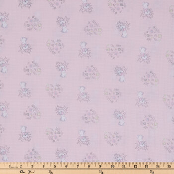 Aristocats Marie Gauze Fabric