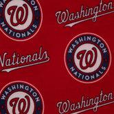 MLB Washington Nationals Fleece Fabric