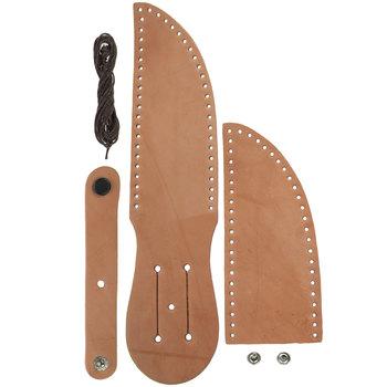 Leather Knife Sheath Kit