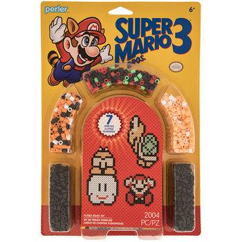 Super Mario 3 Perler Bead Kit