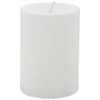 Coconut Blossoms Pillar Candle