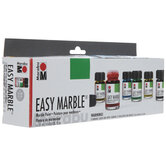 Easy Marble Paint - 6 Piece Set