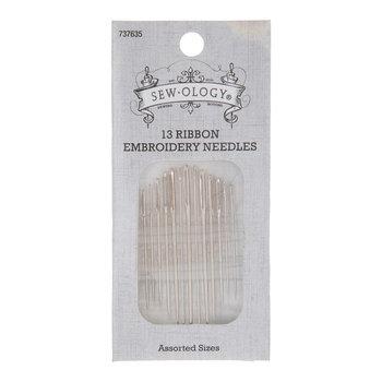 Ribbon Embroidery Needles