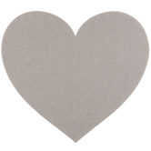 Heart Chipboard Shape