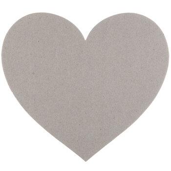 Heart Chipboard Shape