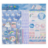 "Chase Rainbows Scrapbook Kit - 12"" x 12"""