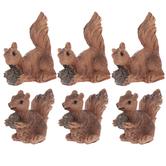Mini Squirrels