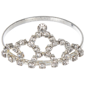 Silver Tiara Napkin Rings