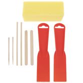 Mosaic Adhesive & Grout Applicator Tools