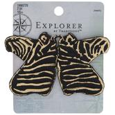 Zebra Pendants