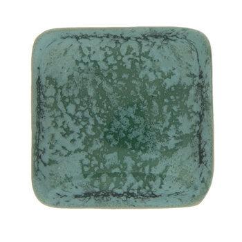 Turquoise Square Knob