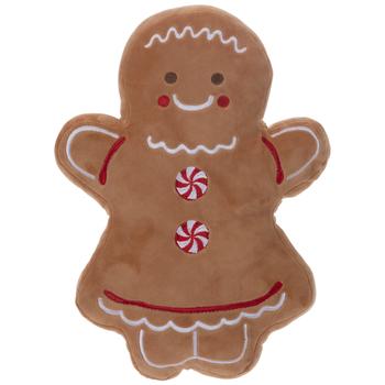 Gingerbread Girl Pillow