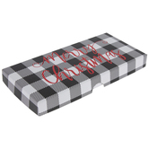 Buffalo Check Gift Card Holder