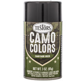 Dark Green Camo Colors Spray Paint