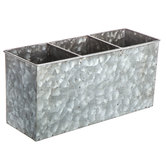 Galvanized Metal Planter