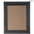 Dark Walnut Two-Tone Wood Wall Frame - 11