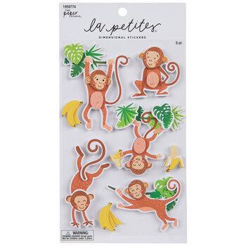Monkey 3D Stickers